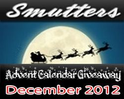 Smutters Advent Calendar Giveaway